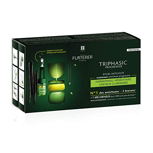 Rene Furterer Triphasic Vht+ Serum - 5.5 ml (3282779244596)