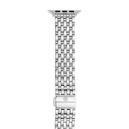 Michele Stainless Bracelet Band for Apple Watch