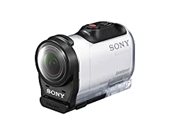 Best Action Cameras Under 200 Dollars - Sony AZ1 Action Cam