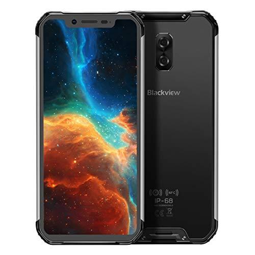 Telefoni cellulari For telefonini cellulari BV9600, 4GB + 64GB, IP68 / IP69K impermeabile Shockproof antipolvere, Dual Indietro macchine fotografiche, 5580mAh batteria, Face ID e laterali di identific