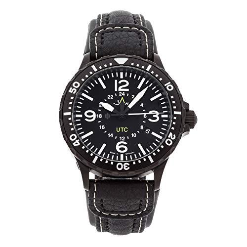 Sinn Pilot Mechanical (Automatic) Black Dial Mens Watch 857.020 (Certified Pre-Owned)