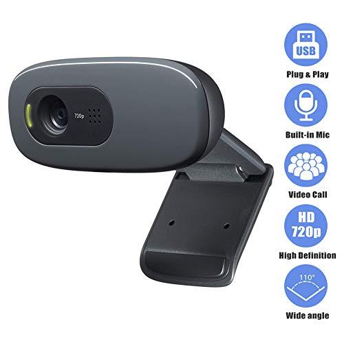 Webcam with Microphone Desktop o...