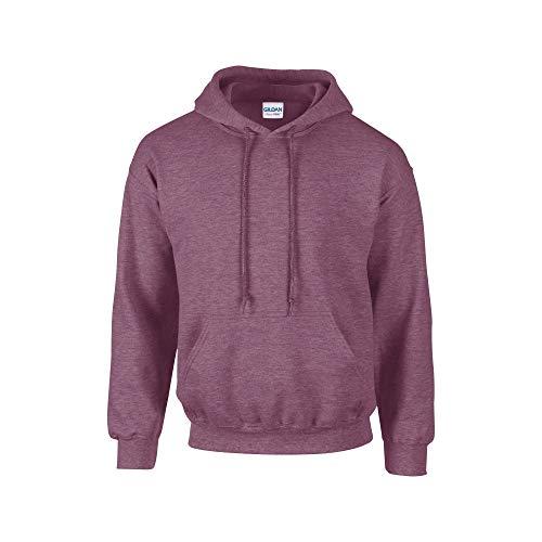 Gildan - Sweatshirt à Capuche - Unisexe (S) (Bordeaux chiné)