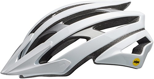 Bell Unisex - Casco de Bicicleta Catalyst MIPS para Adultos, Color Blanco...
