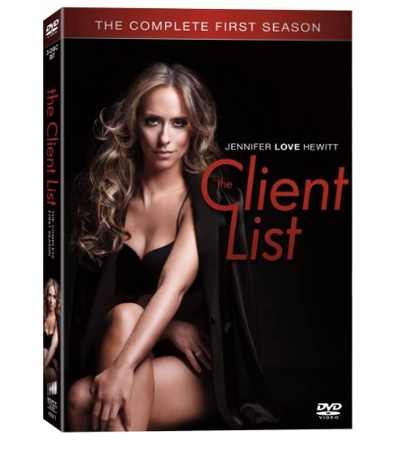 New product!! Animer and price revision The Client List: 1 Season