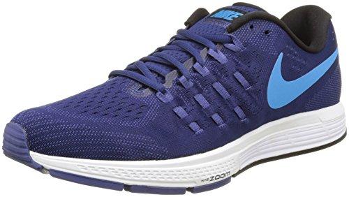 Nike Herren Air Zoom Vomero 11 Laufschuhe, Blau (Loyal blau/Blau Glow-Dunkel Purple Dust/weiß), 42.5 EU