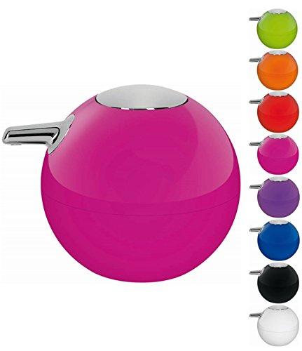 Spirella Seifenspender Bowl Flüssigseifen-Spender Fassungsvermögen 250ml - Pink