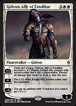 Magic: The Gathering - Gideon, Ally Zendikar - 029/274 - SDCC 2016 Exclusive Promo