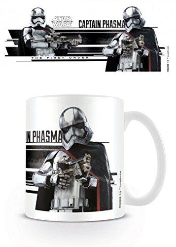 1art1 Star Wars, Episodio VII, El Despertar De La Fuerza, Capitano Phasma Taza...