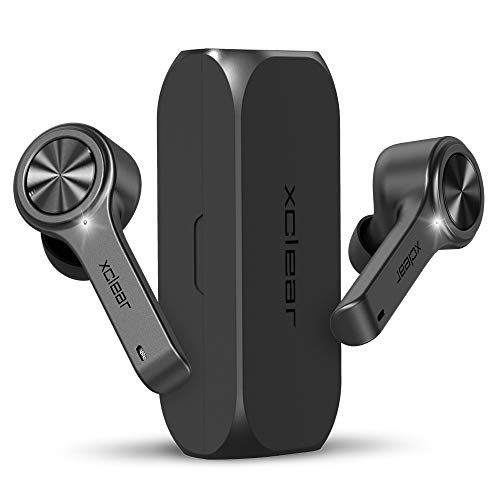 XClear Wireless Earbuds with Immersive Sounds True 5.0...
