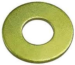 Small Parts 5048WFPK 17//32 ID 3 OD Pack of 10 Steel Flat Washer 1//2 Screw Size 1//2 Screw Size 17//32 ID 3 OD 0.065 Thick 0.065 Thick Pack of 10 Zinc Plated Finish
