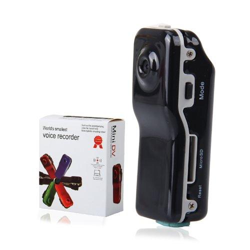 720 * 480 MD80 Mini DV DVR Sports Helmet Bike Motorbike Camera Video Audio...