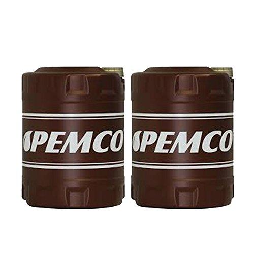 Pemco 2 x 10L 85W-140 API GL-5 LS/Limited Slip LKW Getriebeoel