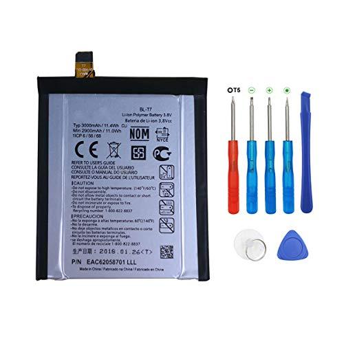 Swark BL-T7 batería para LG Optimus G2 D802 D800 D806 D801 D803 con Herramientas