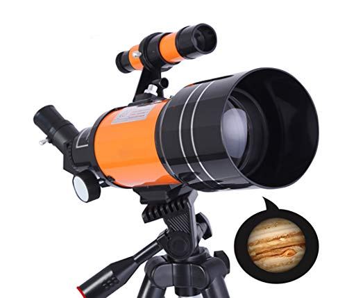 ZUZU HD telescopio astronómico Profesional visión Nocturna Espacio Profundo Estrella Vista Luna Vista 1000 Telescopio monocular