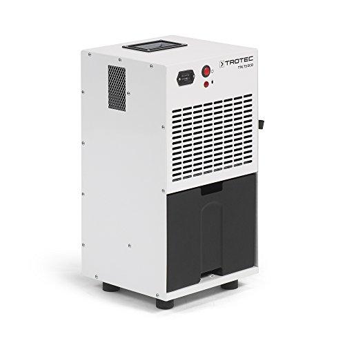 TROTEC Gewerbe-Luftentfeuchter TTK 75 ECO max. 21 Liter/24h, bei einer ausgestoßenen Luftmenge von 260 m³/h