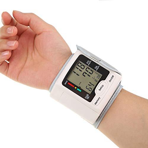 OhhGo Blutdruckmessgerät für das Handgelenk, automatisch, digital, zur medizinischen Pflege