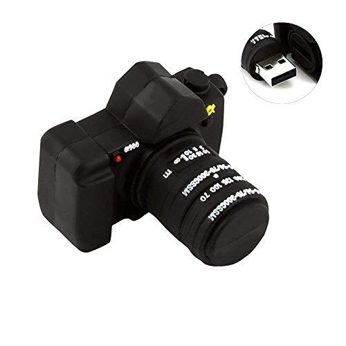 Aneew - Chiavetta USB 2.0 da 16 GB, a forma di fotocamera