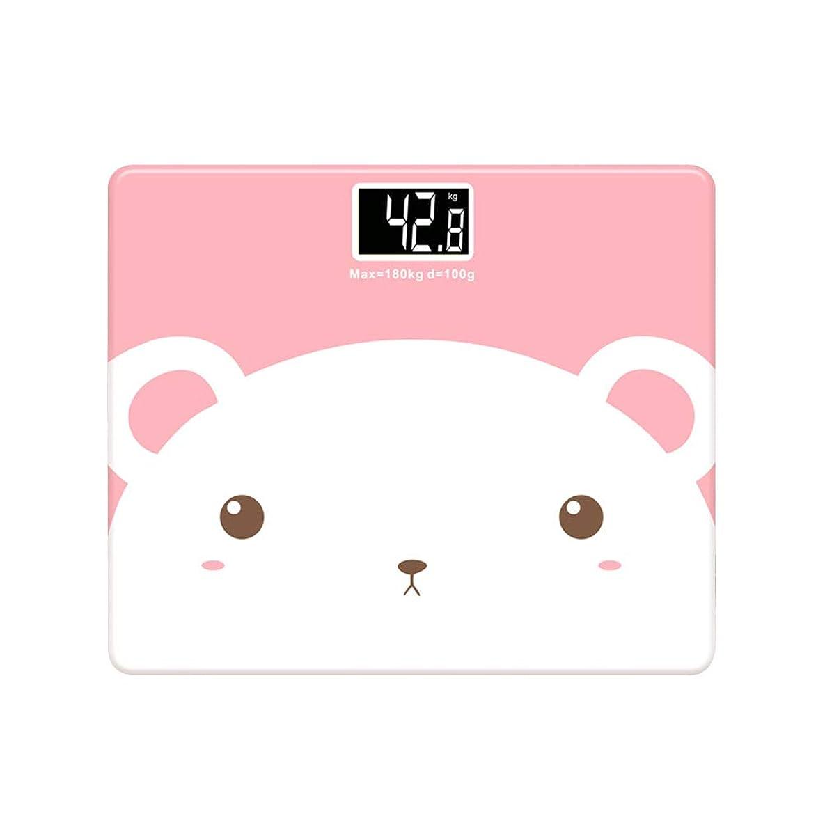 曖昧なうるさいによると体脂肪計、強化ガラスかわいい動物180キログラム/ 5キログラムミニ電子スケール適した女の赤ちゃん男の子女の子子供