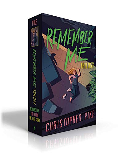 Remember Me Trilogy: Remember Me; The Return; The Last Story