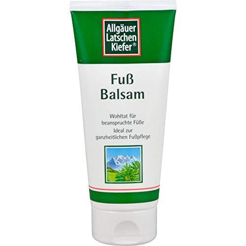 Allgäuer Latschenkiefer Fuß Balsam, 200 ml Creme