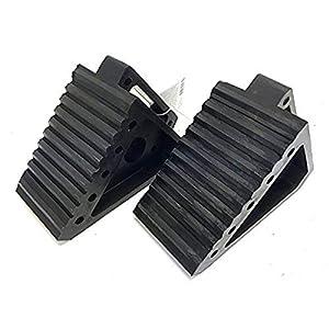 MaxxHaul 2-Pack 70472 Wheel Chocks