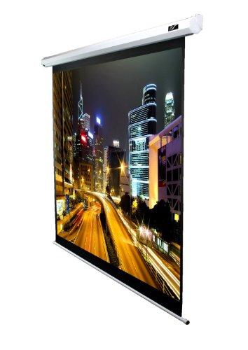 Elite Screens VMAX2, 150' - Pantalla para proyector (150', Color Blanco)