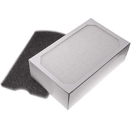 vhbw 2x Ersatzfilter Ersatz für Philips 482248010232, HR 4990 für Luftbefeuchter, Luftreiniger - Luftfilter Set