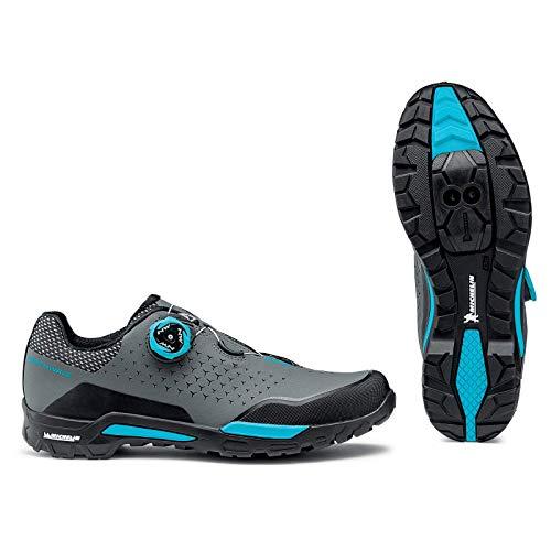 NORTHWAVE Sapatos MTB NW X-Trail Plus WMN, Zapatillas Mujer, Multicolor, 36 EU