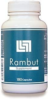 インドネシア伝承スカルプケア Rambut Supplement(ランブットサプリ) (1個)
