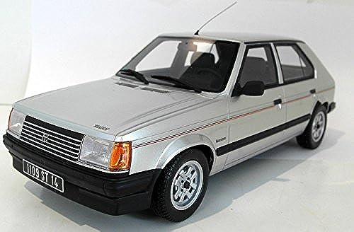 Otto 1 18 Scale Resin Sealed body - OT188 Talbot Horizon Premium Silber