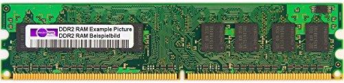 1GB Kingston DDR2-667 RAM PC2-5300U CL5 2Rx8 KPN424-ELG Desktop Memory Module (Generalüberholt)