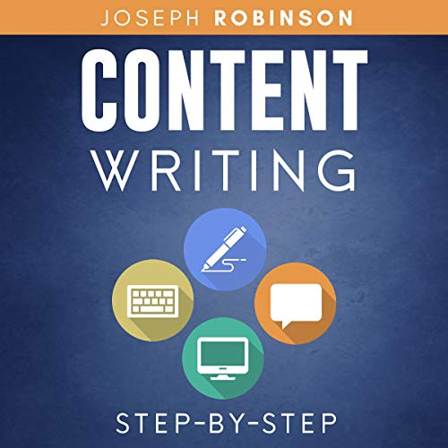 Content Writing Step-by-Step cover art