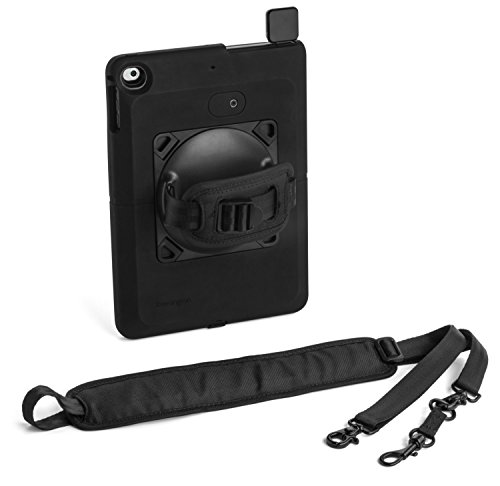 Kensington SecureBack Rugged Payment Enclosure and Carrying Straps for iPad...