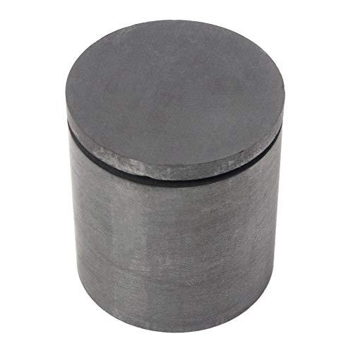 Liukouu Horno de fusión Kit de fusión de Oro Crisol de Grafito, crisol, Horno de fusión de Metales para Metales de joyería