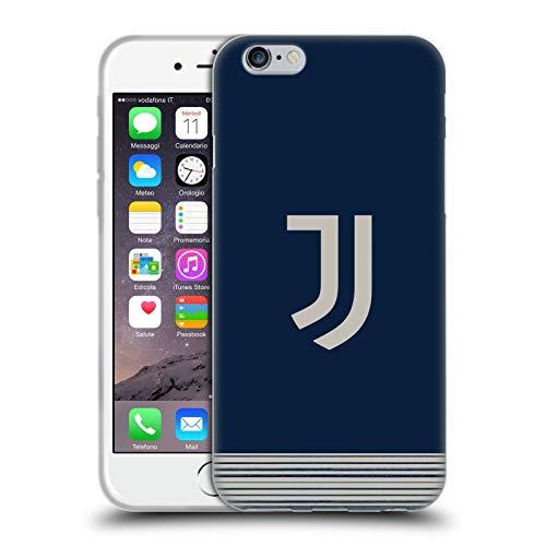Head Case Designs Licenza Ufficiale Juventus Football Club Fuori Casa 2020/21 Kit Abbinato Cover in Morbido Gel Compatibile con Apple iPhone 6 / iPhone 6s