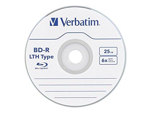 Verbatim 97344BD-R LTH Typ 25GB 6x 20Pk SP