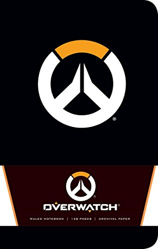Overwatch Ruled Notebook (Insight Editions) (Gaming)