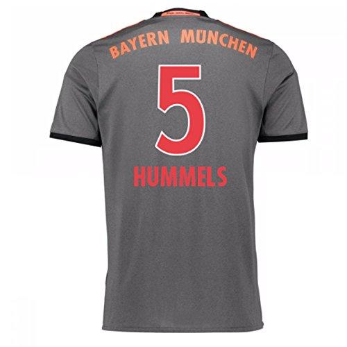 adidas 2ª Equipacion FC Bayern 2015/2016 - Camiseta Hombre