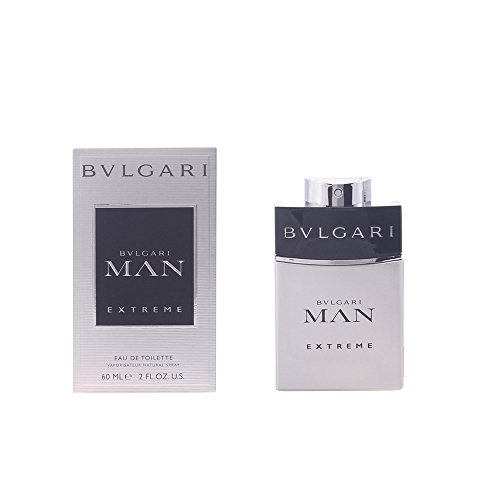Bvlgari Man Extreme Eau De Toilette Vaporisateur 60ml