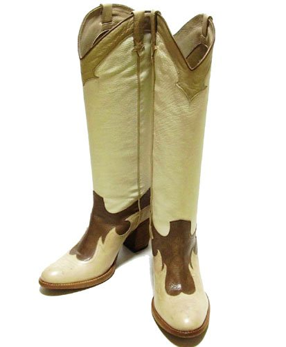 [サルトル] ウエスタンレザーロングブーツ SR1520 37サイズ(並行輸入品)