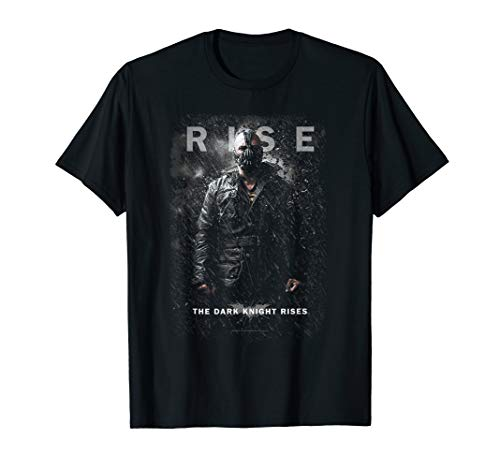 Batman Dark Knight Rises Bane Rise T Shirt