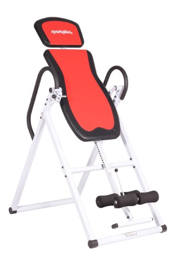 SportPlus SP-INV-010 Inversionstisch/Schwerkrafttrainer/Inversion Table