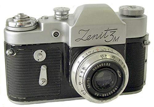 ZENIT-3Mソ連ソビエト連邦ロシア35mm一眼レフフィルムカメラ