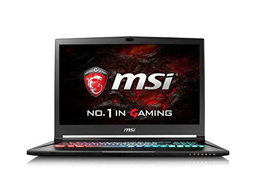 MSI GS73 7RE-027 Stealth Pro - Ordenador portátil de 17.3