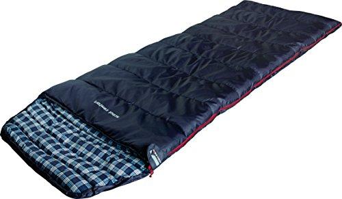 High Peak Schlafsack Scout Comfort, dunkelblau, L