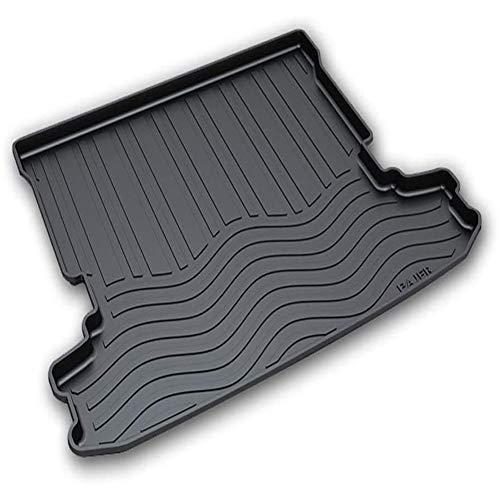 XAYGB Alfombrillas para Maletero De Coche, para Mitsubishi Pajero 2011-2019,cubremaletero para Maletero a Medida, Almohadilla Protectora, Accesorios Traseros Automáticos