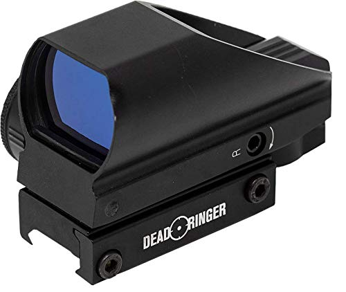 Dead Ringer Green Dot Sight with 4 Different Adjustable...