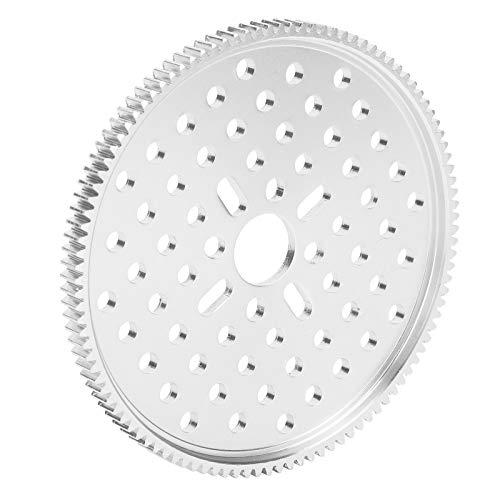 Aluminio ligero del engranaje de la buena fuerza de las herramientas de hardware de la MOD 0,8 del engranaje cilíndrico 108