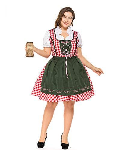NNW Duitsland Oktoberfest Vet pak Beieren Traditie Bier pak jurk festival Party prom kleding